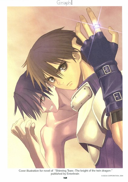 Tags: Anime, Tony Taka, Shining Tears, Xion (Shining Tears)
