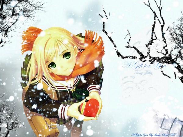 Tags: Anime, Tony Taka, Wallpaper