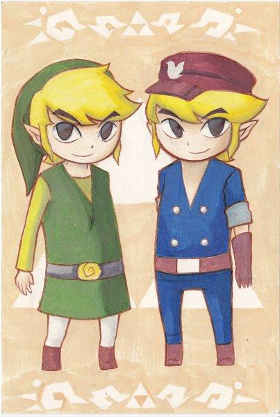 Tags: Anime, Pixiv Id 1219462, Super Smash Bros., Toon Link, Link