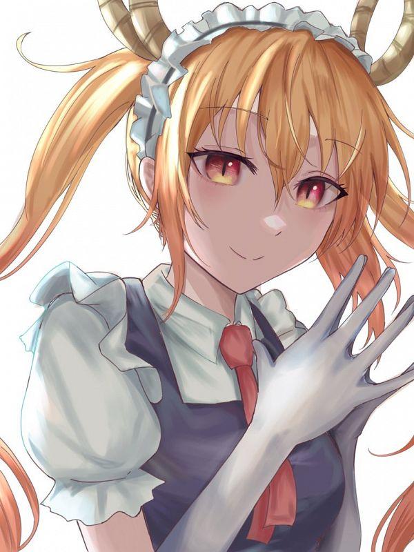 Tags: Anime, Pixiv Id 71926837, Kobayashi-san Chi no Maid Dragon, Tooru (Kobayashi-san Chi no Maid Dragon), 768x1024 Wallpaper, Fanart From Pixiv, Pixiv, Wallpaper, Mobile Wallpaper, Fanart