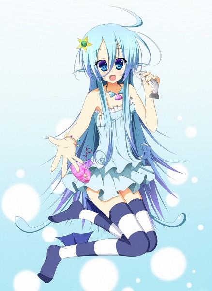 Tags: Anime, Chelsea-121, Cardfight!! Vanguard, Top Idol Aqua, Pixiv, Fanart, Vanguard Race: Mermaid, Bermuda △, Vanguard Unit