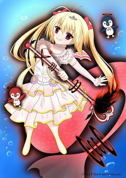 Tags: Anime, Pixiv Id 4236244, Cardfight!! Vanguard, Top Idol Pacifica, Dolphin, Fanart, Fanart From Pixiv, Pixiv, Vanguard Unit, Vanguard Race: Mermaid,