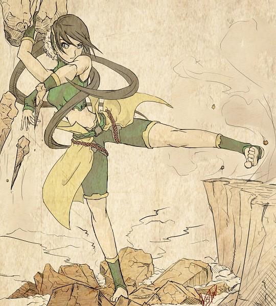 Tags: Anime, Ossamu, Avatar: The Last Airbender, Toph Bei Fong, Blind, deviantART, Fanart From DeviantART, Fanart