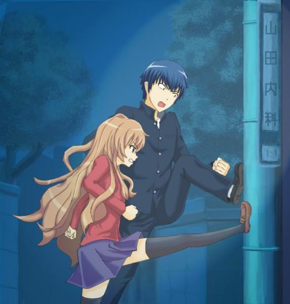 Tags: Anime, Toradora!, Aisaka Taiga, Takasu Ryuuji