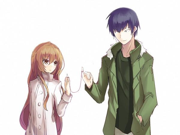Tags: Anime, Kauto, Toradora!, Aisaka Taiga, Takasu Ryuuji