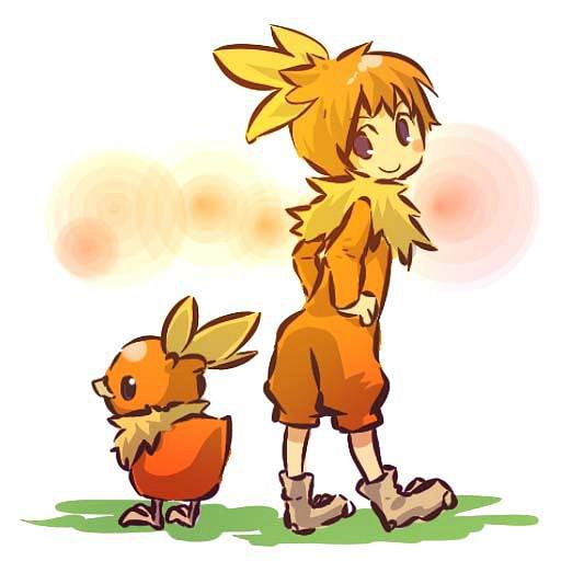 Torchic - Pokémon