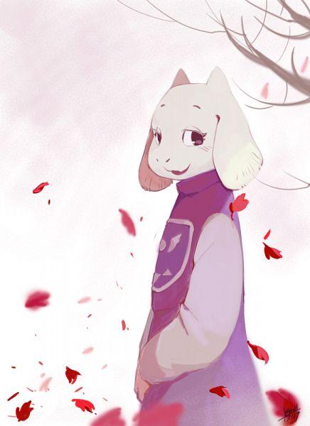 Tags: Anime, Pixiv Id 4424625, Undertale, Toriel, Fanart From Pixiv, Pixiv, Fanart