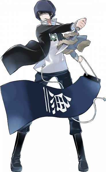 Torii Jungo - Shin Megami Tensei: Devil Survivor 2