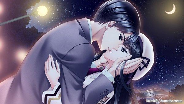 Tags: Anime, Nishio Tooru, Kalmia8, Torikago no Marriage, Shingyouji Yuuto, Fujii Kanako, CG Art