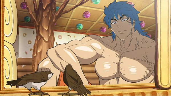 Tags: Anime, Shimabukuro Mitsutoshi, Toriko, Toriko (Character), Wallpaper, Screenshot