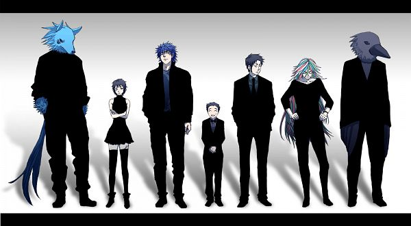 Tags: Anime, Pixiv Id 34698, Toriko, Komatsu (Toriko), Coco (Toriko), Sani (Toriko), Rin (Toriko), Toriko (Character), Terry Cloth, Kiss (Toriko), Koukaku Kidoutai GHOST IN THE SHELL (Parody), Pixiv, Fanart
