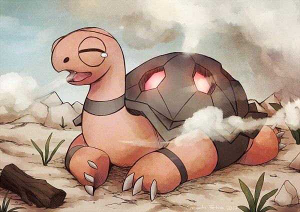 Torkoal - Pokémon