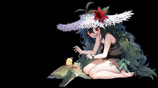 Tags: Anime, BYULZZI★MON, Yostar, Azur Lane, Torricelli (Azur Lane), Official Art