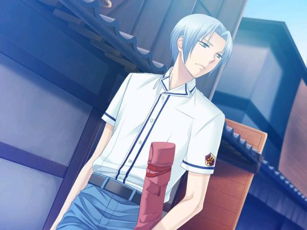 Tags: Anime, Asaki Yume Mishi, Toshimitsu Takatora, CG Art