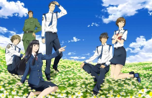 Tags: Anime, Toshokan Sensou, Tezuka Hikaru, Shibasaki Asako, Kasahara Iku, Genda Ryuusuke, Komaki Mikihisa, Doujou Atsushi, Library War