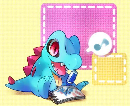 Totodile - Pokémon