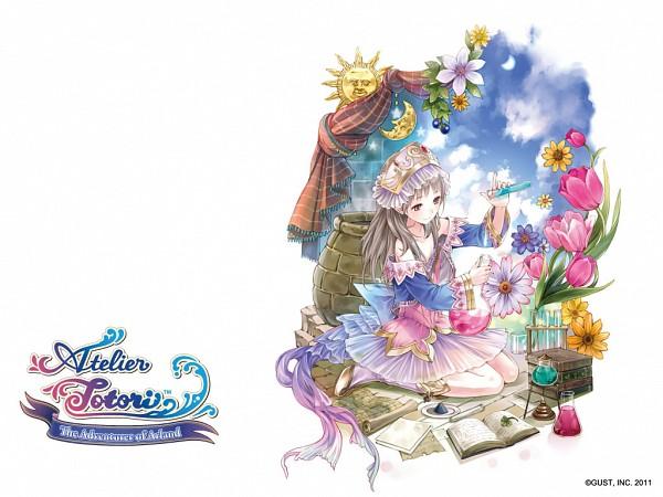 Tags: Anime, Kishida Mel, Gust, Alchemist of Arland, Totooria Helmold, Wallpaper