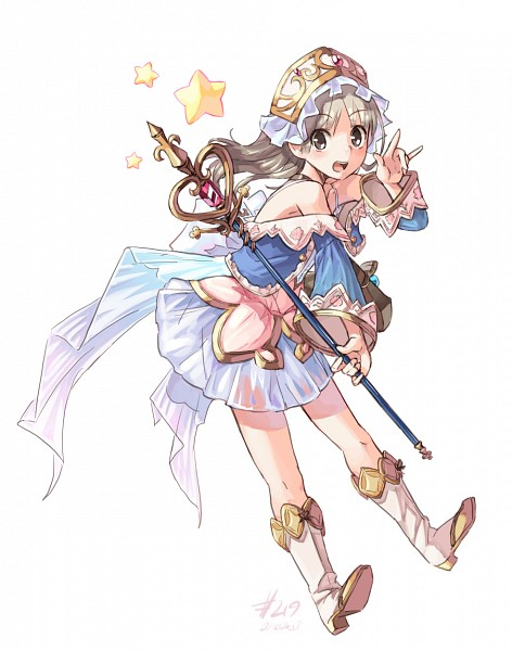 Tags: Anime, Junkpuyo, Alchemist of Arland, Totooria Helmold, Fanart