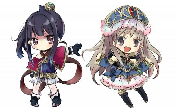 Tags: Anime, Maromi (Am97), Alchemist of Arland, Mimi Houllier Von Schwarzlang, Totooria Helmold