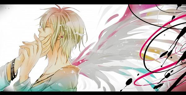 Tags: Anime, Ozzz, K Project, Totsuka Tatara, Ear Cuff, Facebook Cover, Pixiv