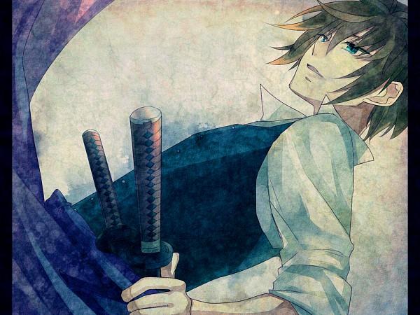 Tags: Anime, Pixiv Id 1673518, Hakuouki Shinsengumi Kitan, Toudou Heisuke (Hakuouki)