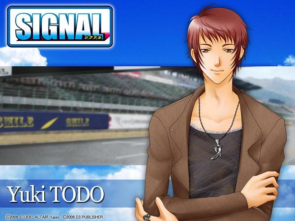 Toudou Yuki - Signal