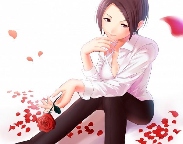 Tags: Anime, Hitomi (Ricca), THE iDOLM@STER: Cinderella Girls, Tougou Ai, Fanart From Pixiv, Pixiv, Fanart