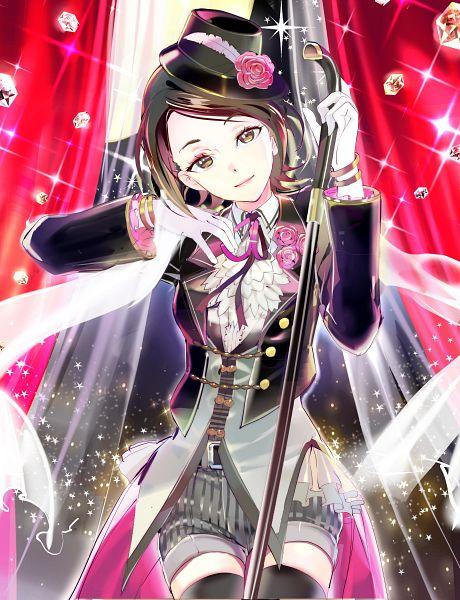 Tags: Anime, 1ten, THE iDOLM@STER: Cinderella Girls, Tougou Ai, PNG Conversion