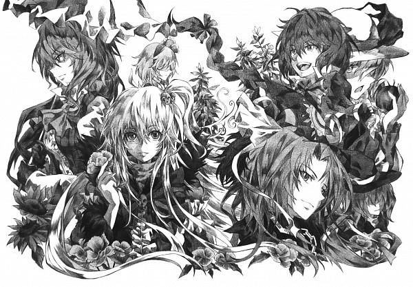 Tags: Anime, NEKO (Yanshoujie), Touhou, Elly, Alice Margatroid, Okazaki Yumemi, Kirisame Marisa, Kirisame Marisa (Classic), Mima, Shinki, Alice Margatroid (Young), Kazami Yuuka, Kazami Yuuka (Classic)