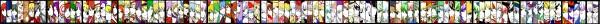 Tags: Anime, Touhou, Inaba Tewi, Kurodani Yamame, Luize, Wriggle Nightbug, Toramaru Shou, Patchouli Knowledge, Yagokoro Eirin, Okazaki Yumemi, Kochiya Sanae, Mystia Lorelei, Rika (Touhou)