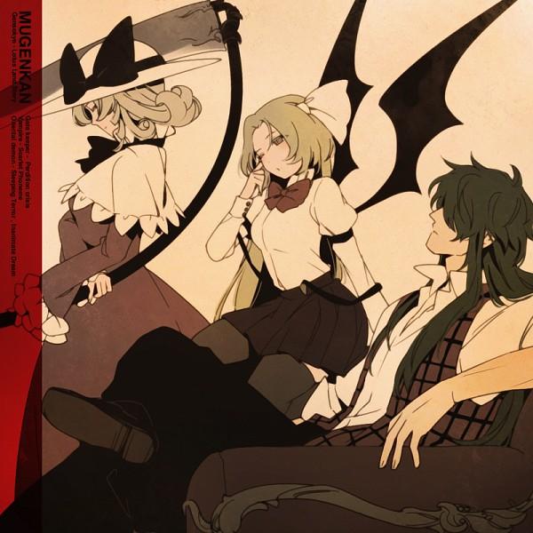 Tags: Anime, Chikage (Kinokodou), Touhou, Kazami Yuuka, Kurumi (Touhou), Kazami Yuuka (Classic), Elly, Pixiv, Fanart From Pixiv, Fanart, PC-98 Touhou Era