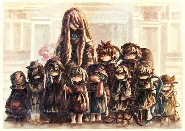 Tags: Anime, Koto Inari, Touhou, Undefined Fantastic Object, Futatsuiwa Mamizou, Murasa Minamitsu, Tatara Kogasa, Kasodani Kyouko, Houjuu Nue, Hata no Kokoro, Toramaru Shou, Nazrin, Kumoi Ichirin