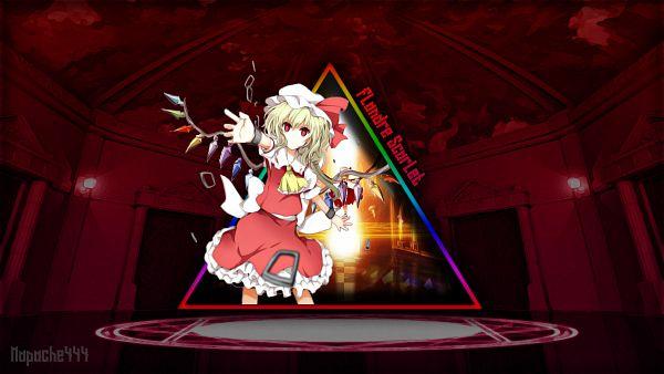 Tags: Anime, Touhou, Flandre Scarlet, Wallpaper