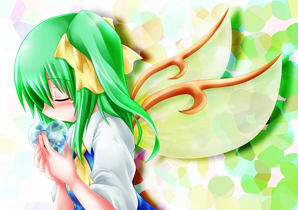 Tags: Anime, Lilyl0ve, Touhou, Daiyousei