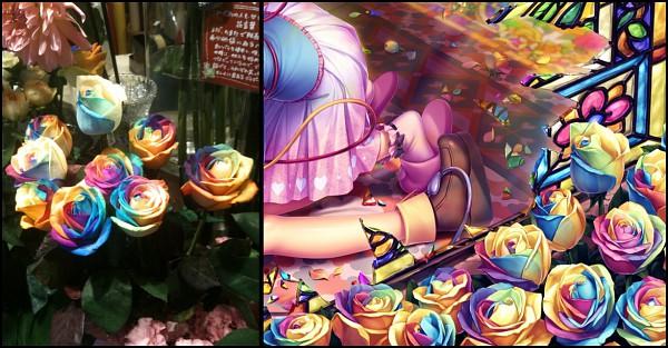 Tags: Anime, Sayori, Eastern Garden 03, Touhou, Komeiji Satori, Komeiji Koishi