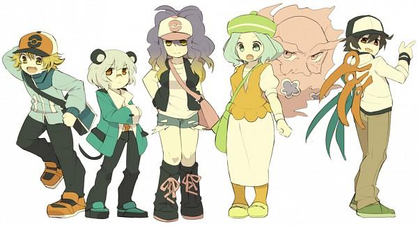 Tags: Anime, Noe Yuuhi, Touhou, Toramaru Shou, Kumoi Ichirin, Hijiri Byakuren, Nazrin, Houjuu Nue, Touko (Pokémon) (Cosplay), N (Pokémon) (Cosplay), Pokémon (Cosplay), Bel (Pokémon) (Cosplay), Cheren (Pokémon) (Cosplay)