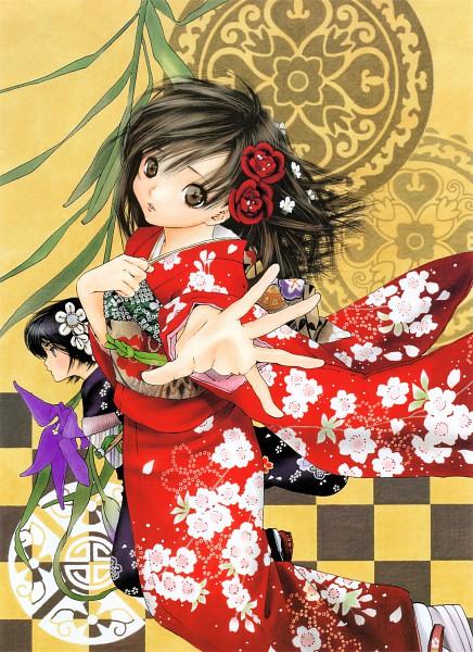 Tags: Anime, Kawashita Mizuki, Ichigo 100%, Toujou Aya, Minamoto Yui