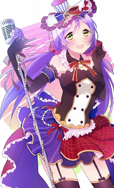 Tags: Anime, Satoimo Chika, Love Live!, Toujou Nozomi, PNG Conversion, Nozomi Toujou