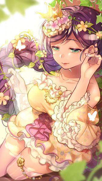 Tags: Anime, Pixiv Id 4063534, Love Live!, Toujou Nozomi, Fanart, Fanart From Pixiv, Pixiv