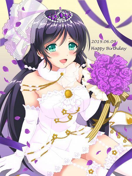 Tags: Anime, Pixiv Id 1685140, Love Live!, Toujou Nozomi, Pixiv, Fanart, Fanart From Pixiv