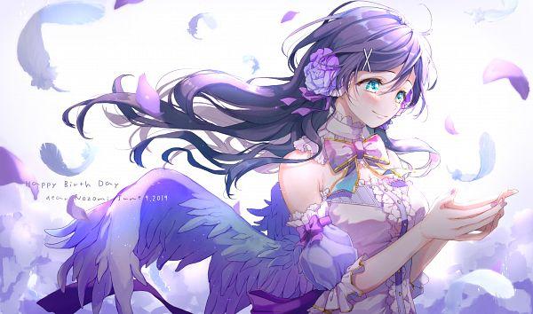 Tags: Anime, Pixiv Id 2253775, Love Live!, Toujou Nozomi, Fanart From Pixiv, Pixiv, Fanart