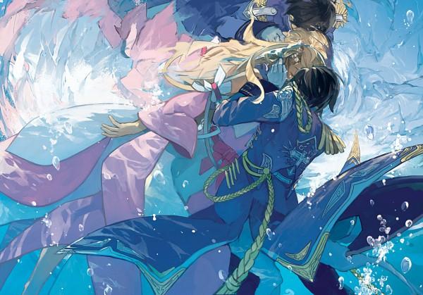 Tags: Anime, Touki no Tsubo, Pixiv, Original