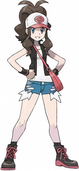 Touko (Pokémon) (Hilda (pokemon)) - Pokémon
