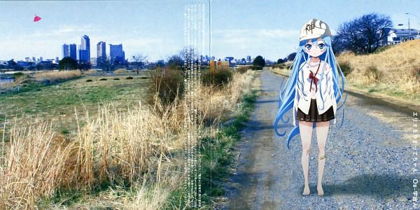 Tags: Anime, Shaft (Studio), Denpa Onna to Seishun Otoko, Touwa Erio, Scan, CD (Source), Official Art