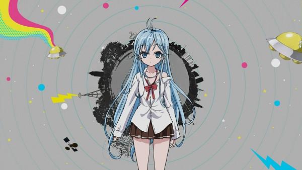 Tags: Anime, Denpa Onna to Seishun Otoko, Touwa Erio, HD Wallpaper, Facebook Cover, Wallpaper