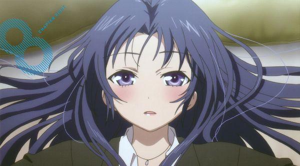 Tags: Anime, Shaft (Studio), Denpa Onna to Seishun Otoko, Touwa Meme, Scan, DVD (Source), Wallpaper, Official Art