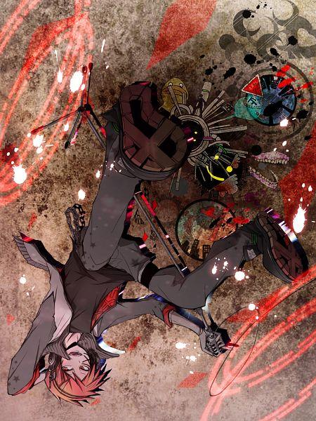 Tags: Anime, Point1031, Kagerou Project, Touyu (Nico Nico Singer), Hachi-p, Matryoshka, Unhappy Refrain, Nico Nico Singer, Rolling Girl, Panda Hero, Pixiv, Babylon (Song), Song-Over