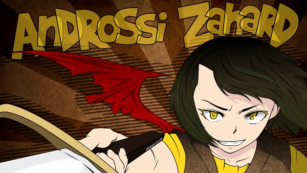 Tags: Anime, Tower of God, Androssi Zahard, HD Wallpaper, Wallpaper