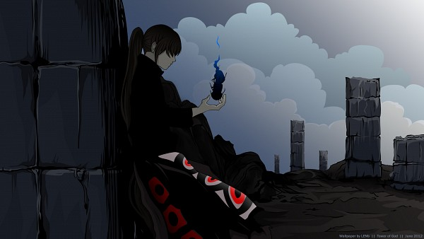 Tags: Anime, Tower of God, Juy Viole Grace, Baam, Artist Request, HD Wallpaper, Wallpaper