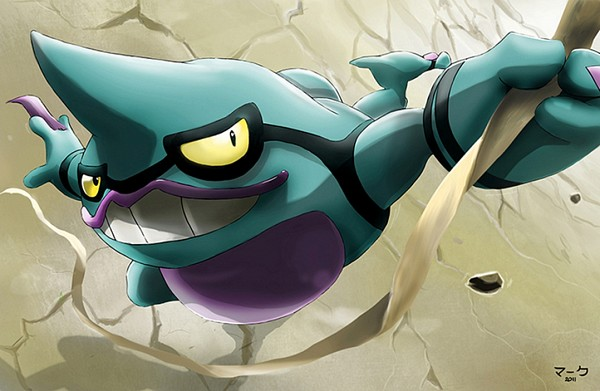 Toxicroak - Pokémon